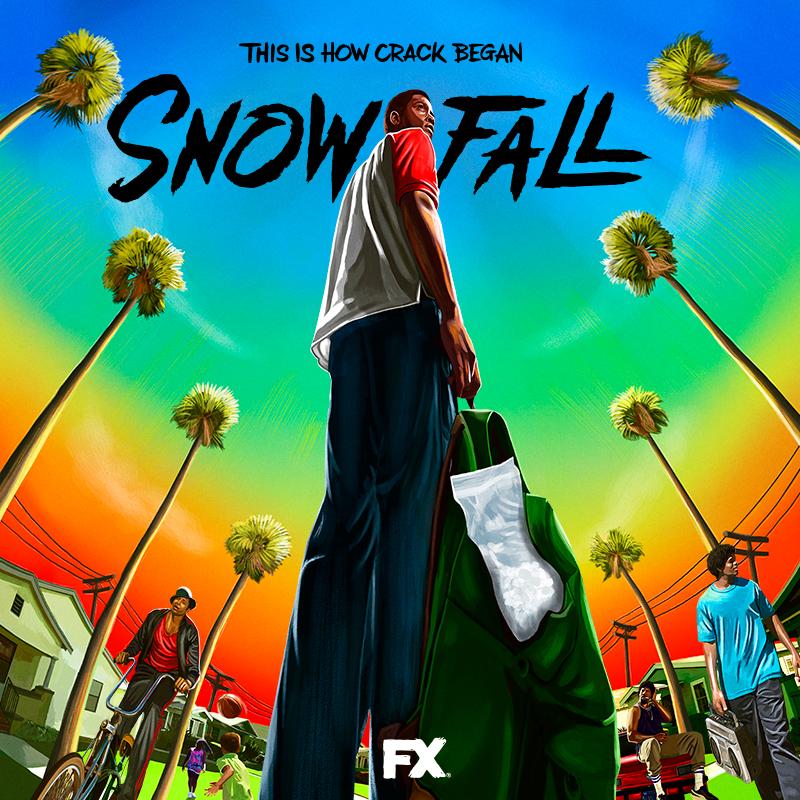 Snowfall (subtitled)