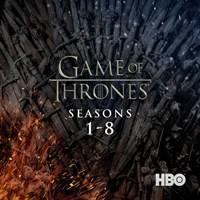 Game of Thrones: Seasons 1-8