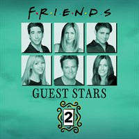 Friends: The One With All The Guest Stars