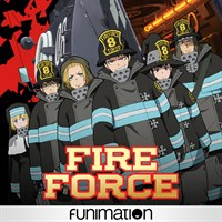 Fire Force (Original Japanese Version)