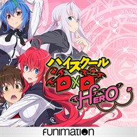 High School DxD - The Series