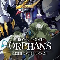 Mobile Suit Gundam: Iron-Blooded Orphans (Original Japanese Version)