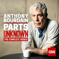 Anthony Bourdain: Parts Unknown The Complete Series