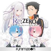 Re:ZERO - Starting Life in Another World - (Original Japanese Version)