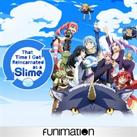 That Time I Got Reincarnated as a Slime (Original Japanese Version)