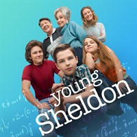 Young Sheldon: Seasons 1-4