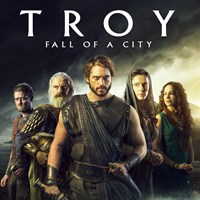 Troy, Fall of a City