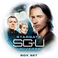 Stargate Universe: The Complete Series