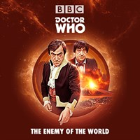 Classic Doctor Who Enemy of the World Special Edition