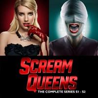 Scream Queens, The Complete Series Seasons 1-2