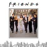 Rachel ja Ross Geller ovat on-off-suhteessa koko sarjan ajan.