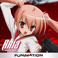 Aria: The Scarlet Ammo (Original Japanese Version)