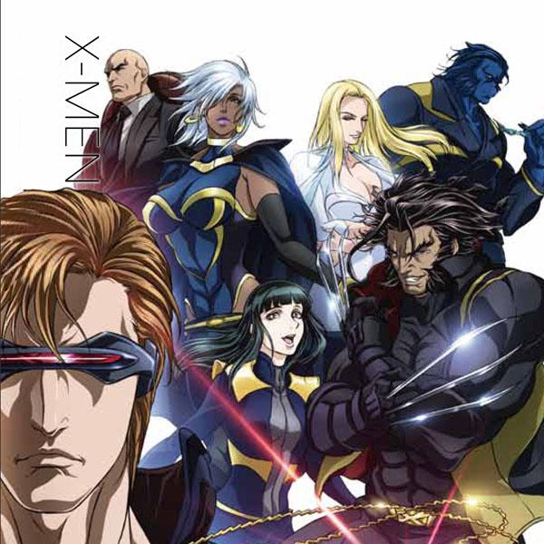 X-Men série animée
