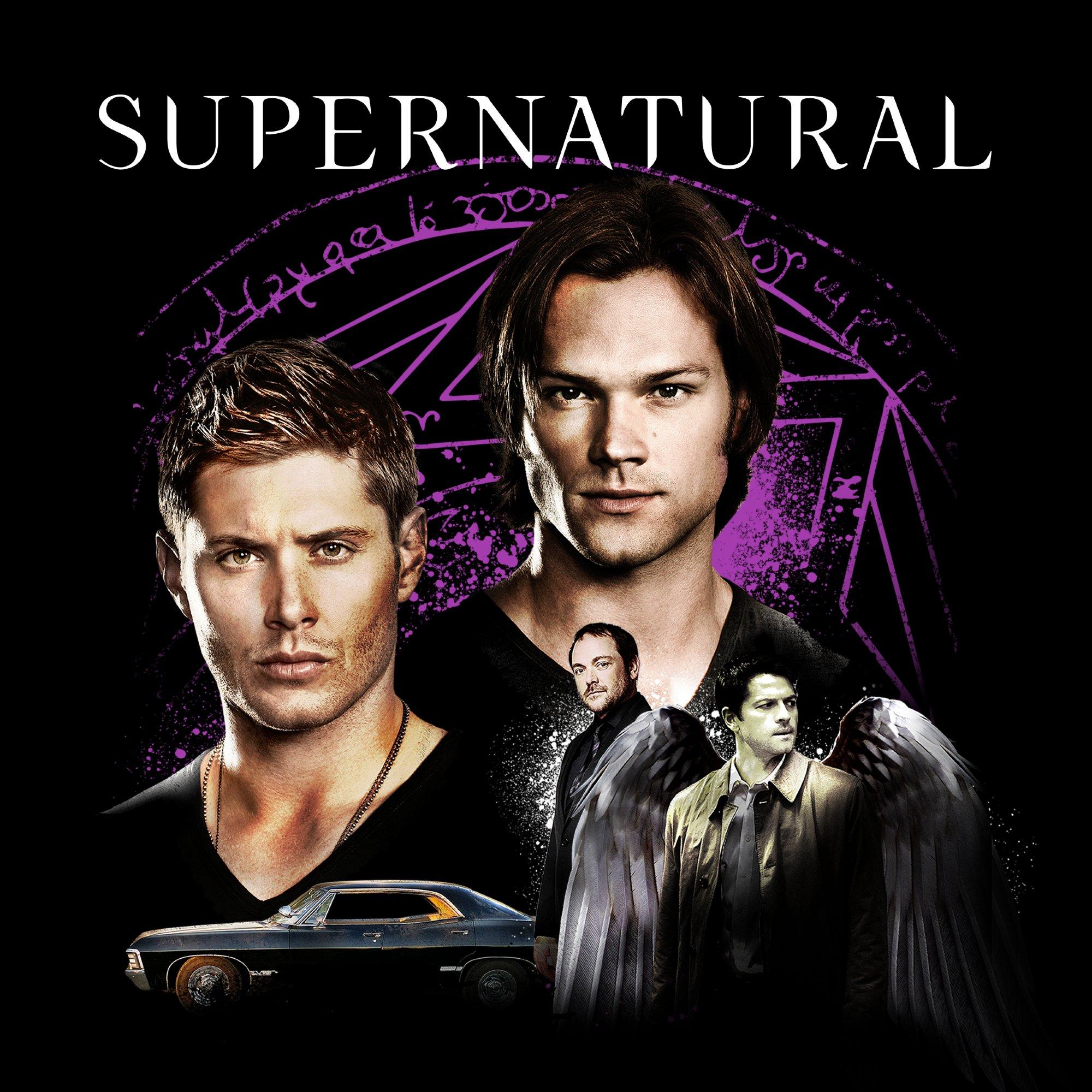Supernatural (Subtitled), Seizoen 12