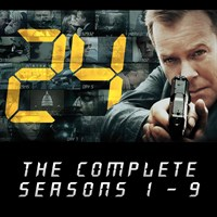 24: The Complete Series including 24: Live Another Day