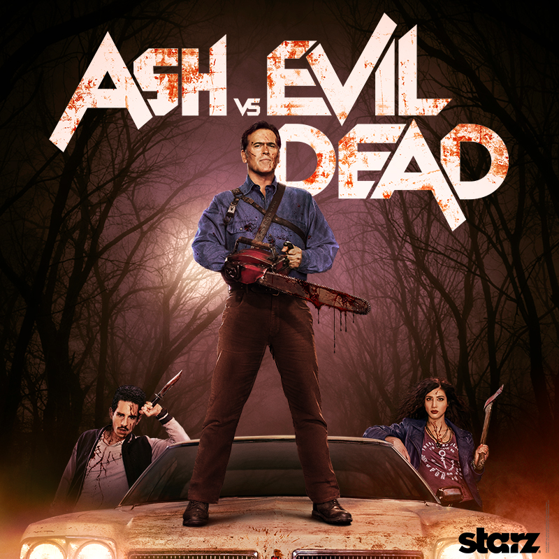 Ash Vs. Evil Dead Season 1 Sampler Pack