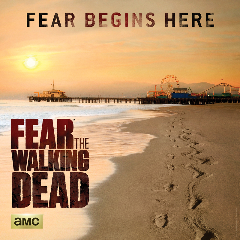 Fear the Walking Dead Season 1 Sampler Pack