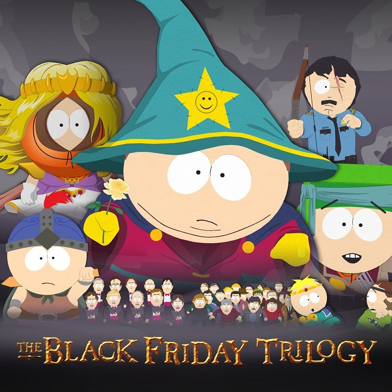 South Park: The Black Friday Trilogy