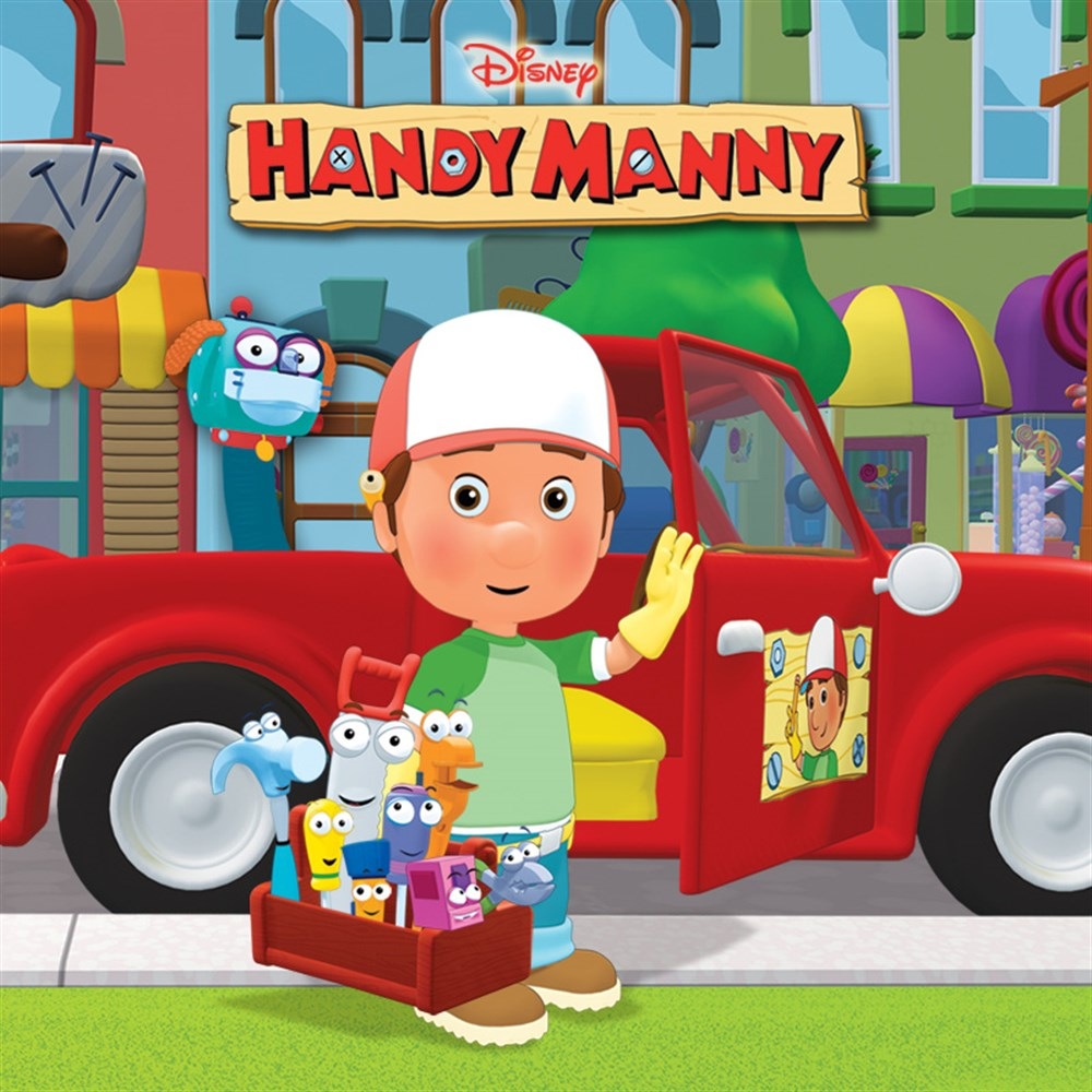 It is an image of Gutsy Handy Manny Images