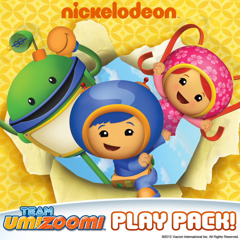 Team Umizoomi Play Pack