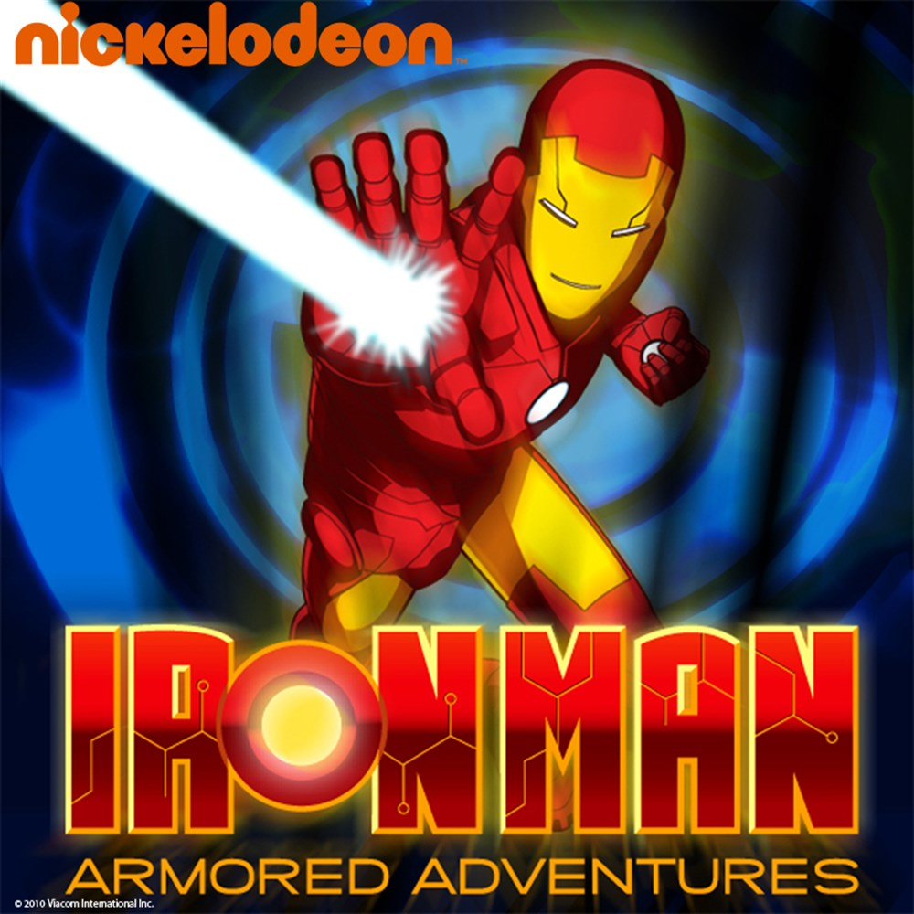 iron man armored adventures pornvideo