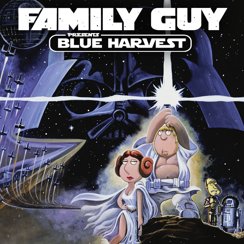 Family Guy: Blue Harvest - Microsoft Store Family Guy Blue Harvest Couch