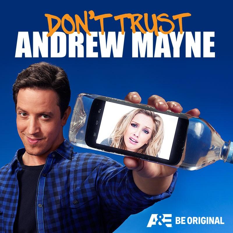 Don't Trust Andrew Mayne