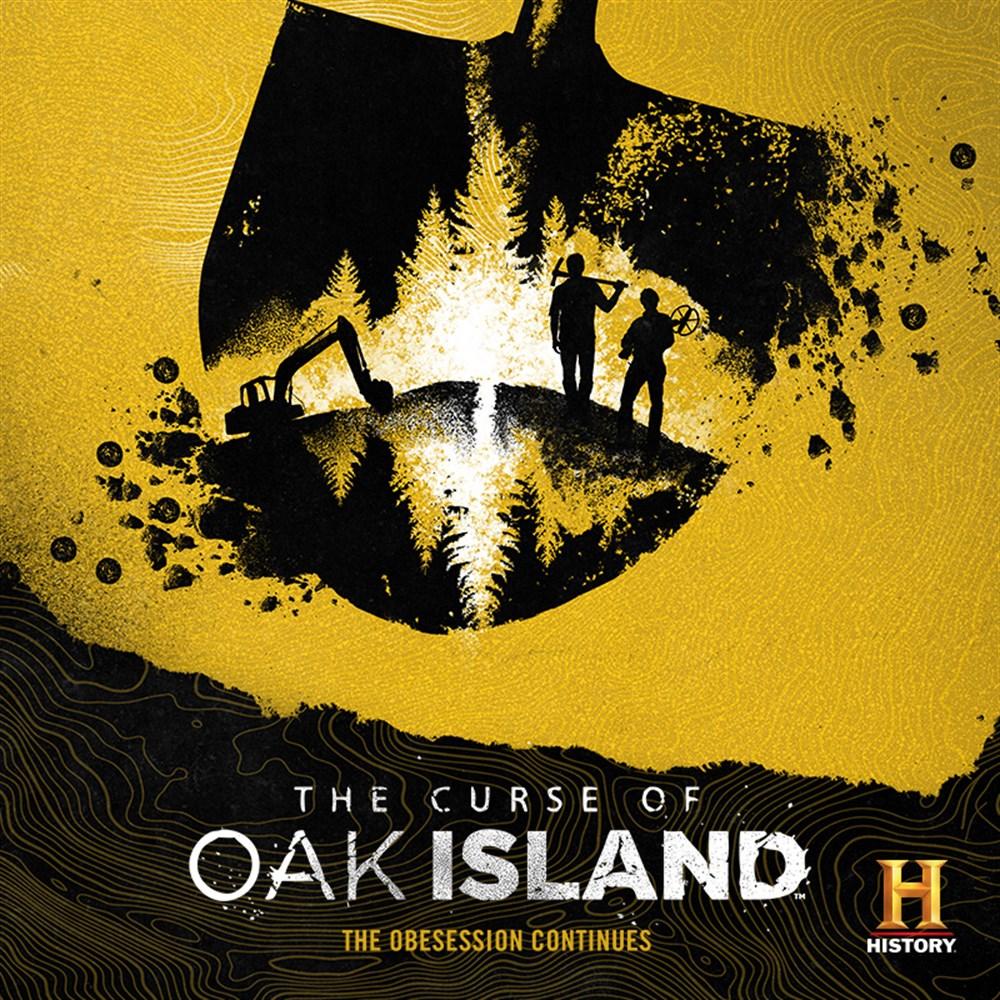 Oak Island Francais Saison