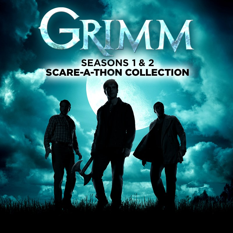 Grimm: Season 1 & 2 Scare-a-Thon Collection