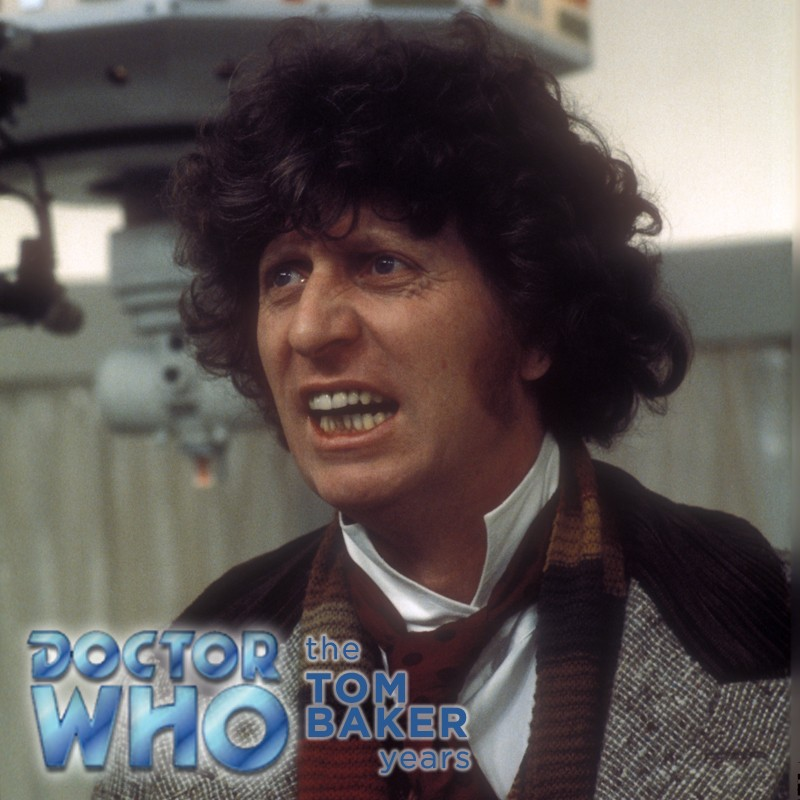 Doctor Who Classics: The Tom Baker Years