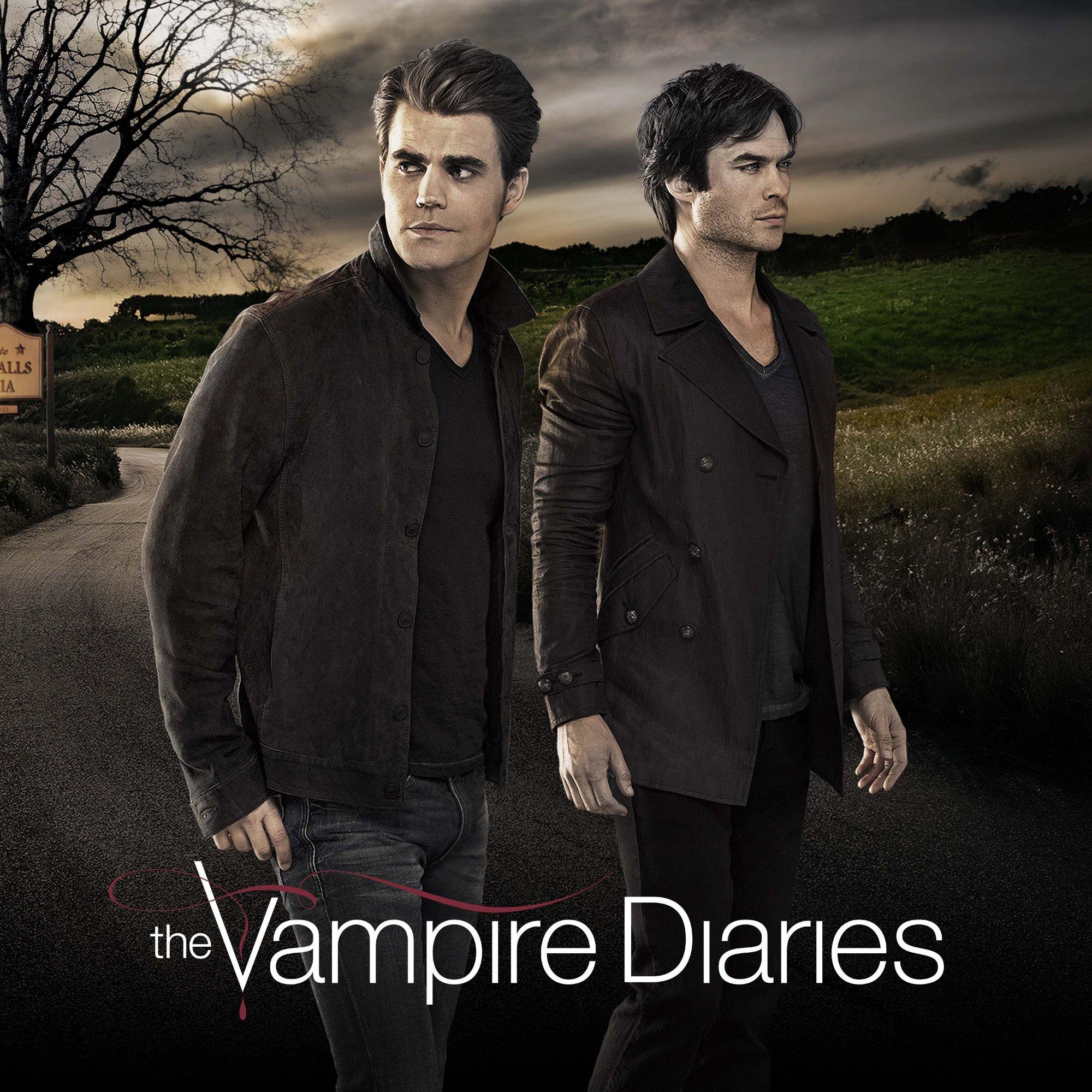 The Vampire Diaries (Subtitled)