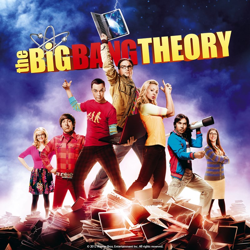 The Big Bang Theory (Subtitled)
