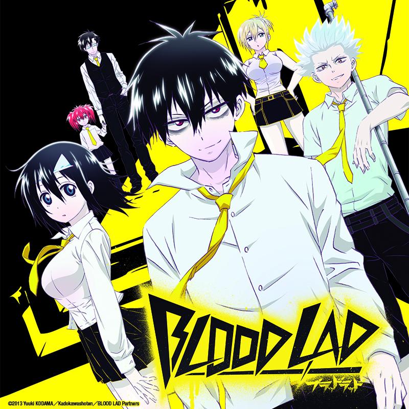 Blood Lad (Dubbed)