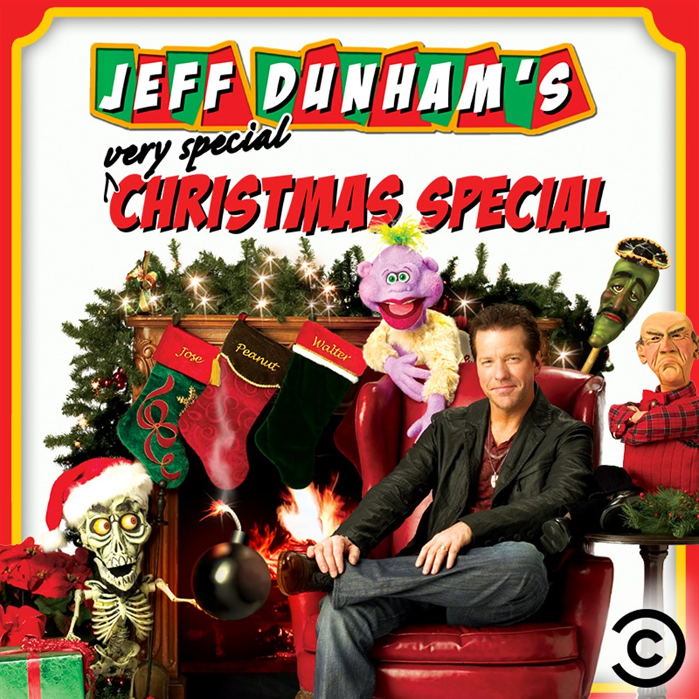 Jeff Dunham's Very Special Christmas Special - Microsoft Store