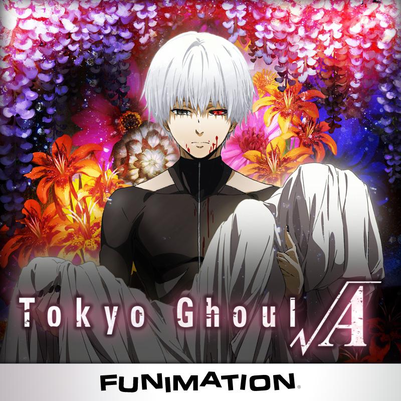 Tokyo Ghoul (Subtitled)