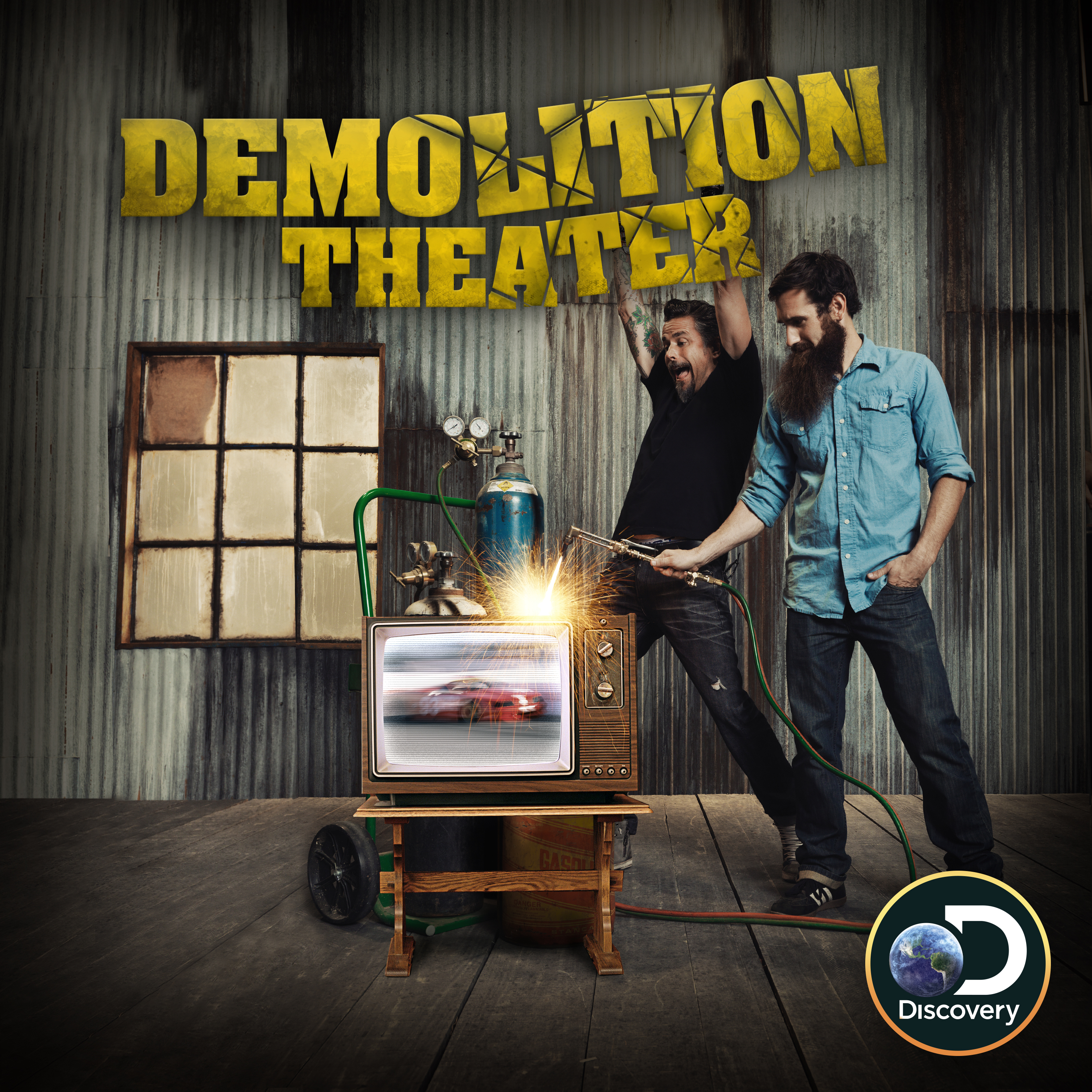 Fast N' Loud: Demolition Theater