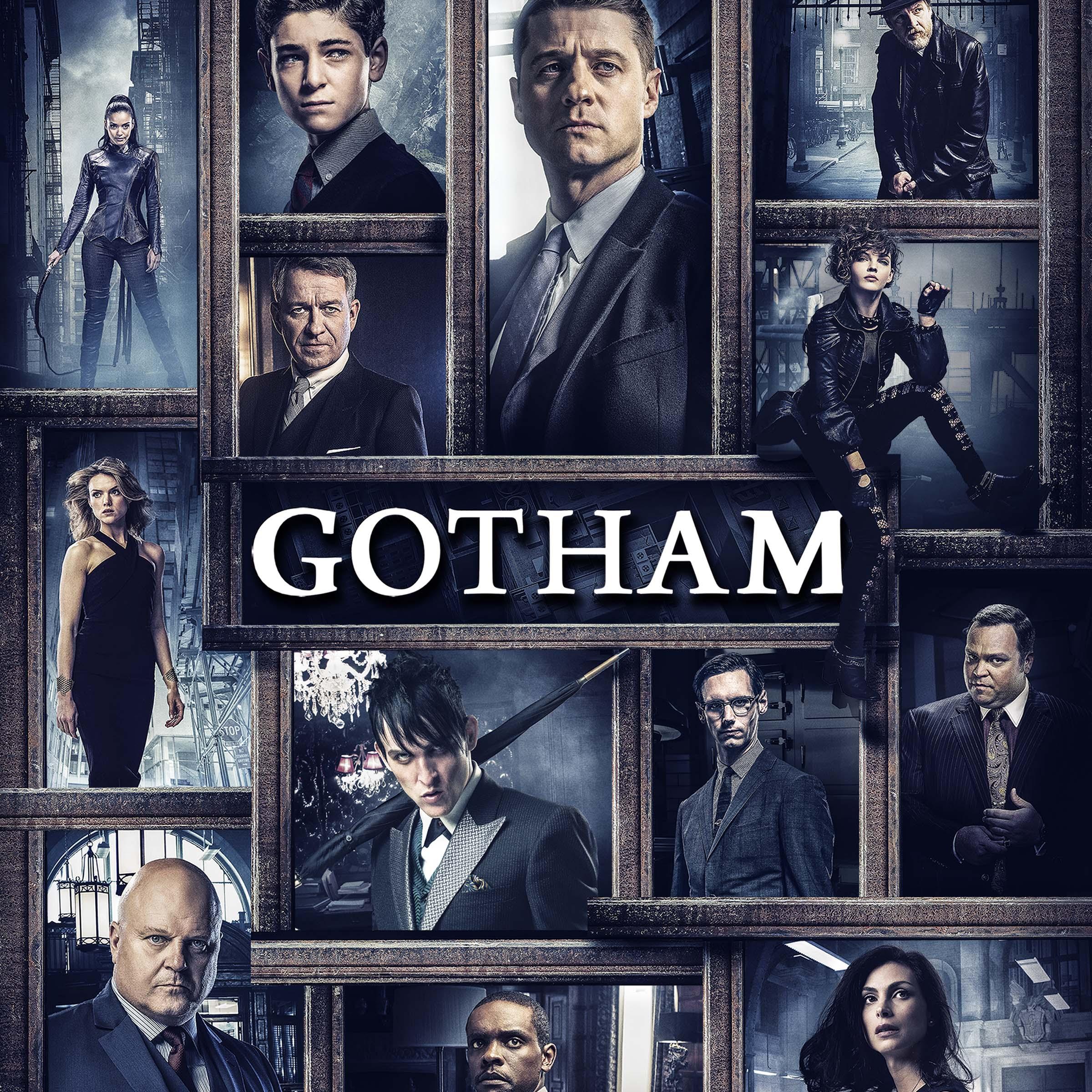 Gotham (Subtitled)