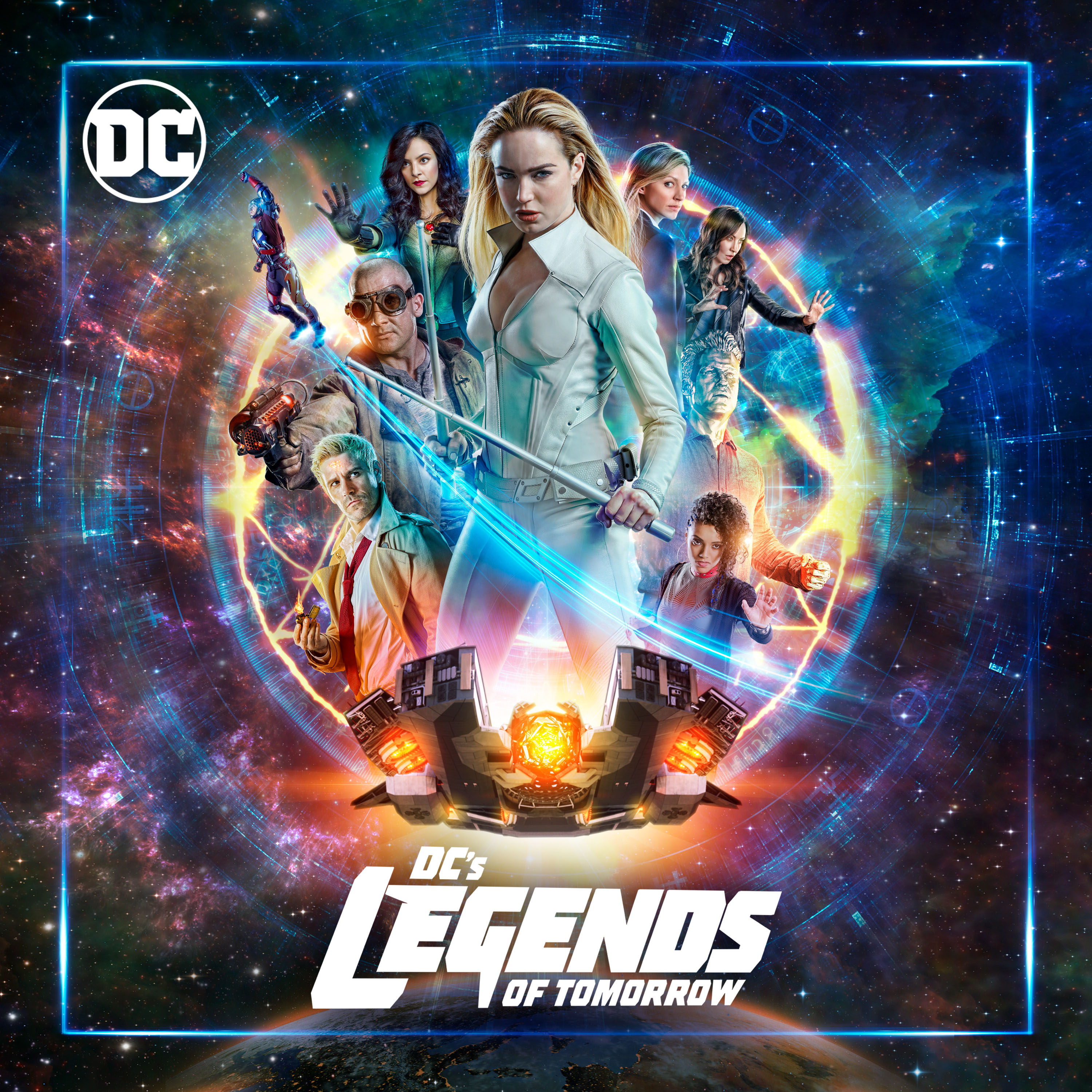 DC's Legends of Tomorrow (Subtitled)