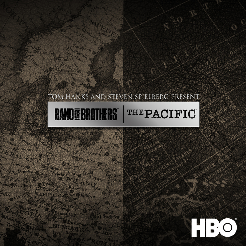 Band of Brothers and The Pacific Twinpack