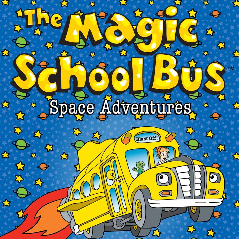 The Magic School Bus, Space Adventures