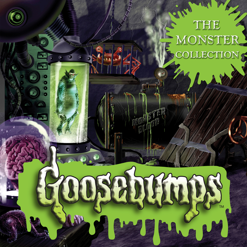 Goosebumps, The Monster Collection