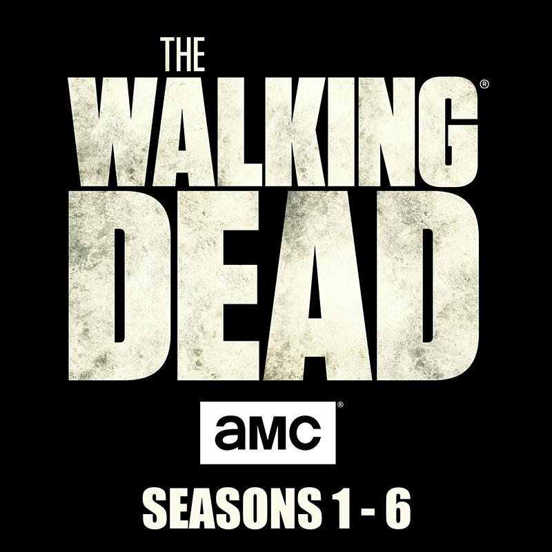 The Walking Dead: Seasons 1-6