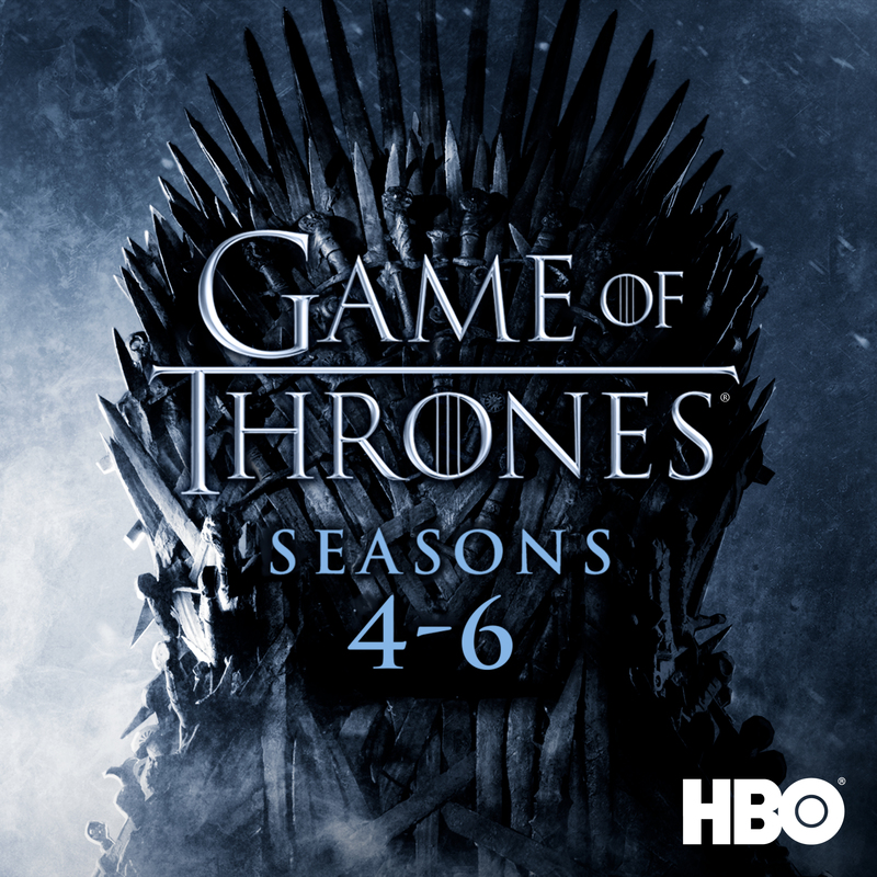 Game of Thrones 4-6