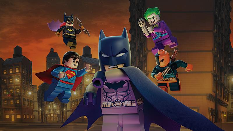 LEGO Movies & TV