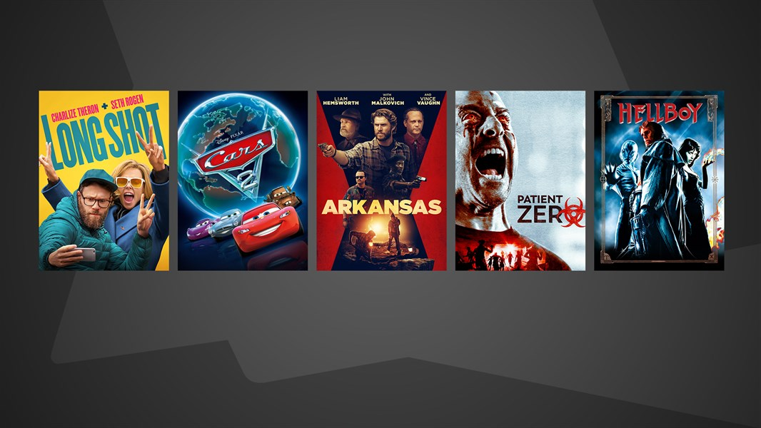 Top deals: Rentals for £0.99 and up