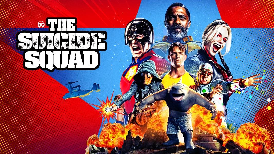 The Suicide Squad + Bonus