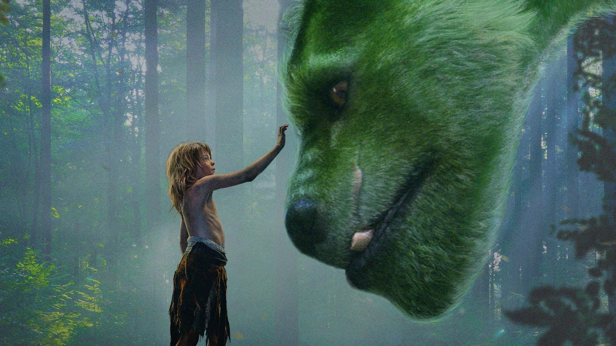 Pete's Dragon + Bonus