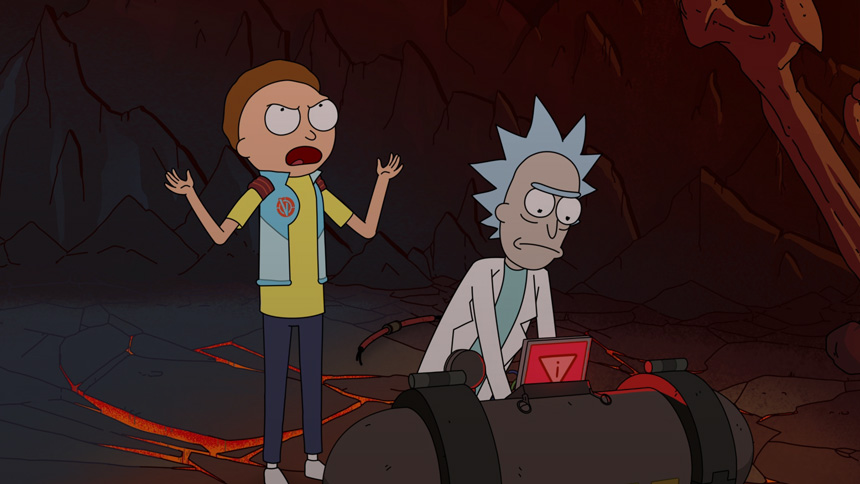 Rick and Morty [Box Set] + Bonus