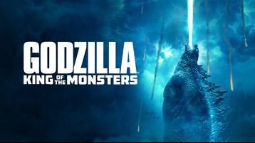 Godzilla: King of the Monsters (2019) + Bonus