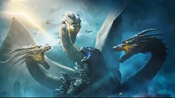 Godzilla II el rey de los monstruos + Bonus